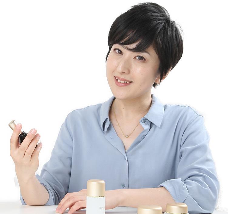 ビューティアドバイザー/美容研究家|加藤美季|プロフィール画像
